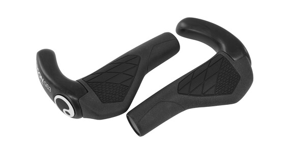 Ergon GS3 Carbon Handtag grå/svart